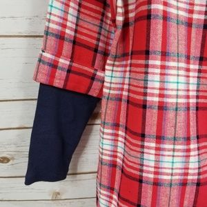 0fd2f0295567 Jane Bleecker Intimates   Sleepwear - Jane Bleecker flannel plaid sleep  shirt